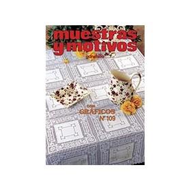 GANCHILLO CON GRÁFICOS Nº 109