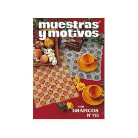 GANCHILLO CON GRÁFICOS Nº 110