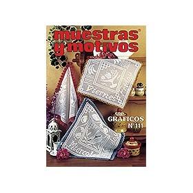 GANCHILLO CON GRÁFICOS Nº 111