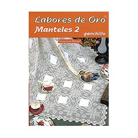 LABORES DE ORO - MANTELES 2
