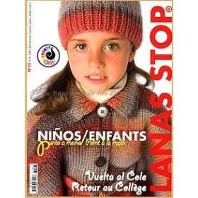 Revista 93 Ninos Vuelta Al Cole Lanas Stop
