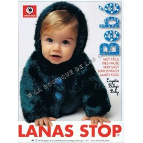 Revista Nº 113 - Bebes Layette