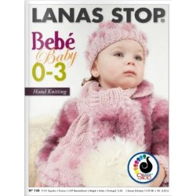 Revista 120 Bebe Lanas Stop 2013