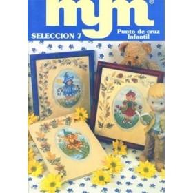 Seleccion 7 Cuadros Infantiles Mym
