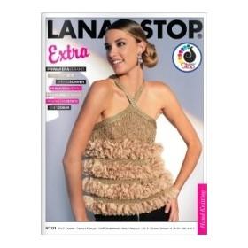 Revista 121 Extra Primavera Verano Lanas Stop 2013