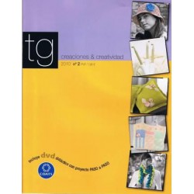Revista CREACIONES Y CREATIVIDAD 2010 - nº 2