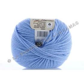 Top Merino Azul