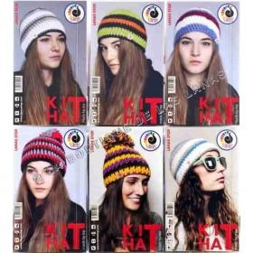 Modelos KIT HAT mujer