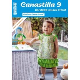 CANASTILLA 9