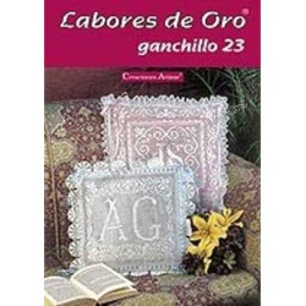 LABORES DE ORO - GANCHILLO 23