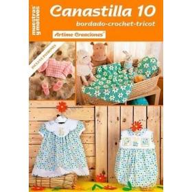CANASTILLA 10