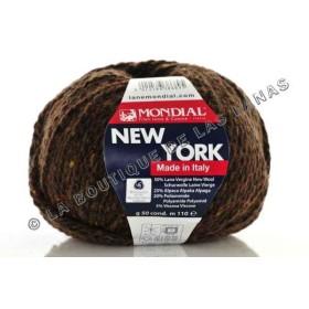 NEW YORK marron