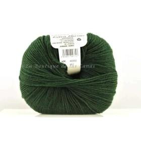 Extra Merino 017. Verde Botella