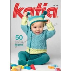 Revista Nº 74 - Bebe Otoño Invierno 2015