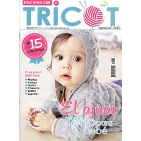 Revista TRICOT Edición Nº 4 - Especial Bebe