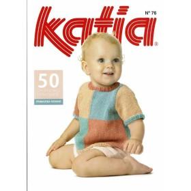 Revista Nº 76 - Bebe Primavera Verano 2016
