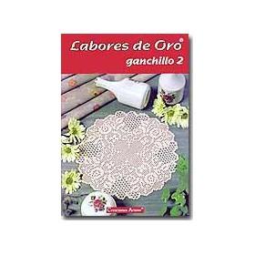 LABORES DE ORO - GANCHILLO 2