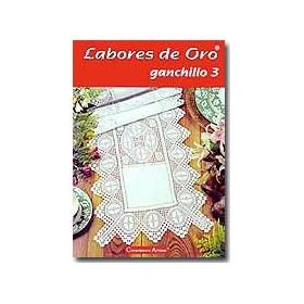 LABORES DE ORO - GANCHILLO 3