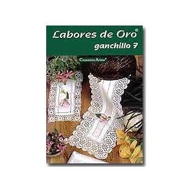 LABORES DE ORO - GANCHILLO 7