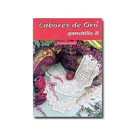 LABORES DE ORO - GANCHILLO 8