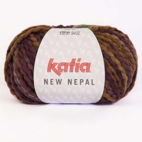 NEW NEPAL 205. Marrón
