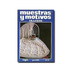 MUESTRAS y MOTIVOS GRÁFICOS Nº 23