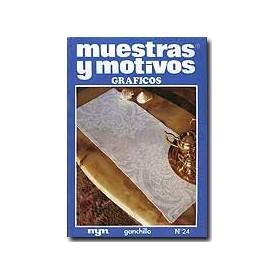 MUESTRAS y MOTIVOS GRÁFICOS Nº 24