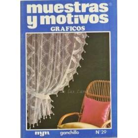 MUESTRAS y MOTIVOS GRÁFICOS Nº 29