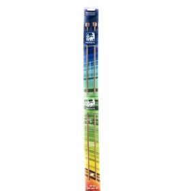 Agujas Tricotar 40cm BAMBÚ 1,5- 3.5