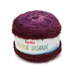 VELOUR DEGRADÉ 202 Morado
