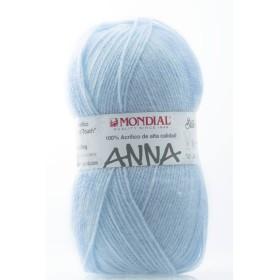 ANNA MONDIAL 463 Celeste