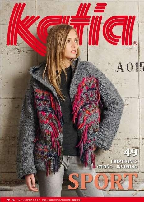 Katia Revista Nº 75 - Otoño-Invierno - SPORT