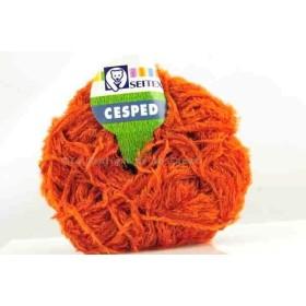 Cesped Naranja
