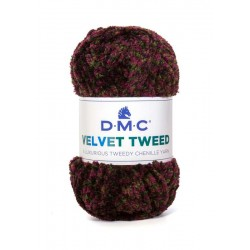VELVET TWEED 252 Granate