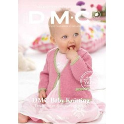 REVISTA Nº 8 DMC BABY KNITTING