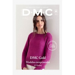REVISTA Nº 7 TRICOT DMC GOLD