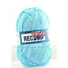 Record Stop Azul