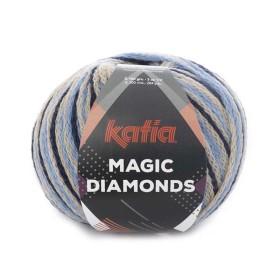 MAGIC DIAMONDS 52 Azul