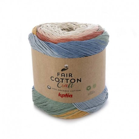 FAIR COTTON CRAFT 500 Teja