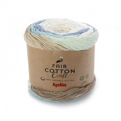 FAIR COTTON CRAFT 502 Verde Claro