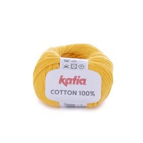 COTTON 100% 51 Amarillo Fuerte