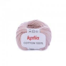 COTTON 100% 41 Rosa Claro