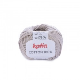 COTTON 100% 12 Beige