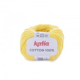 COTTON 100% 19 Amarillo