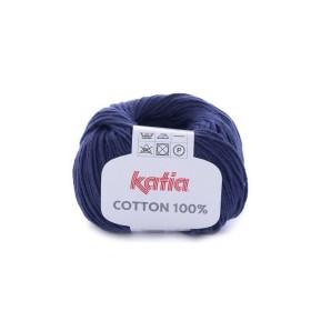 COTTON 100% 05 Marino
