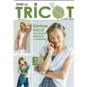 Revista TRICOT nº 13, moda actual