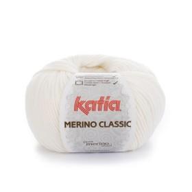 Merino Classic 01 Blanco