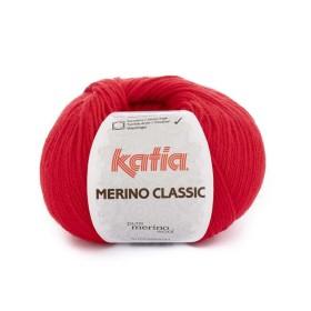 Merino Classic 04 Rojo