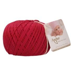 Anchor Baby Pure Cotton 0429 Rojo