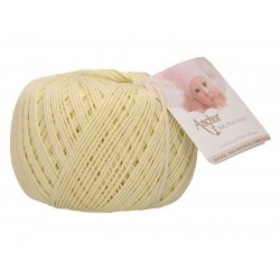 Anchor Baby Pure Cotton 0106 Amarillo
